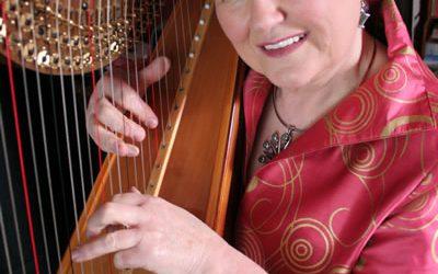 Elinor Bennett – harp and triple harp