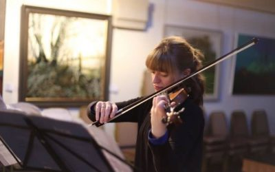 Fenella Humphreys – violin and Nicola Eimer – piano