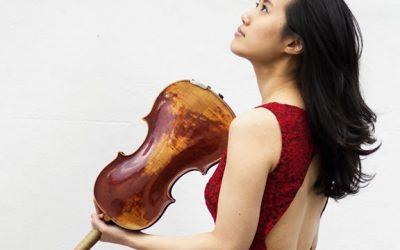 Joo Yeon Sir – ffidil, Irina Andrievsky – piano