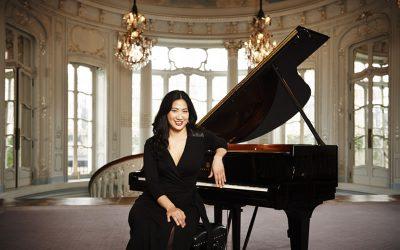 Marisa Gupta – piano and Adam Newman – viola