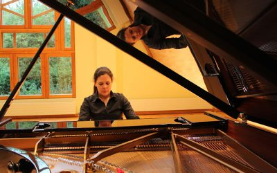 Samantha Ward – piano, Fenella Humphreys – violin  and Brian O'Kane – cello